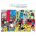 CAR10 × THE GUAYS split CD 『room share ep.』