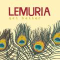 """LEMURIA """"Get Better"""" LP(ダウンロードコード付き)"""