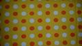 パンツ付きスカート / 手作りキット 型紙付き / 黄色の水玉