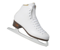 Riedell 110 Ladies White スケート靴