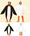 仮装用コスチューム型紙 / ペンギン、ニワトリ、子供用 #3630