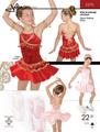 フィギュアスケート用ドレス型紙 /  Jalie 2570 印刷用