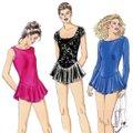 フィギュアスケート用ドレス型紙 / Kwik Sew 2932