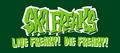 Live Freaky!Die Freaky! / Sticker