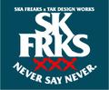 SKFRKS / Sticker