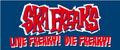 (復刻)Live Freaky!Die Freaky! / Sticker