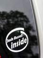 jrt insideステッカー