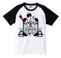 【國王與豬 Tシャツ】(中国語版)チキコ×思春期マーブルコラボ