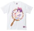 黒白音子×コアマガジンコラボTシャツ