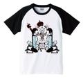 【King & Pig Tシャツ】(英語版)チキコ×思春期マーブルコラボ