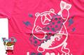【L】エビフライギター【ピンク】