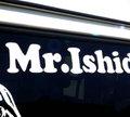 Mr.Ishidaiステッカー