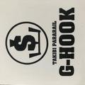 焚き火パラレール用G-HOOK(3個入り)