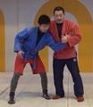 『Самбо 組手と戦術』DVD全6巻