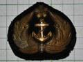 海軍 軍帽 前章 下士官用