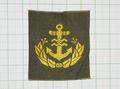 海軍 文官略帽前章