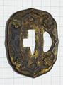 陸軍刀98式前期用 鍔