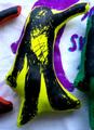 『SUPER APE人形』<レモン>