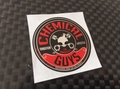 chemicalguys MINIステッカー 3.5cm