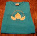 『SMILEY WING for KIDS TB』 キッズデザインTシャツ(T・ブルー)