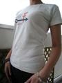 『Venus & Mars』 ガールズ半袖デザインTシャツ(ナチュラル)