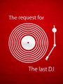 『The last DJ Red Table』 半袖デザインTシャツ(レッド)