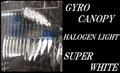 ジャイロキャノピー用ハロゲンライトバルブ品番318