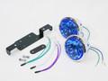 ジャイロX用 2灯デュアルベーツライトキット 品番323