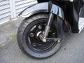 ジャイロUP ジャイロX 10インチ極太フロントストリートタイヤ品番095