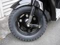 ジャイロUP ジャイロX 極太フロントバギータイヤ品番072