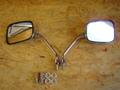 ジャイロX用 カスタムメッキミラー(左右セット)品番190