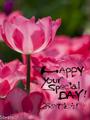 Happy your Specialday