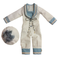 40cm size 『Winter Sailor Coveralls』