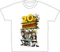 20周年イラストTシャツ<白>