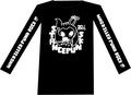 バンビ ロンT<黒×白>