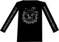 バンビ ロンT<黒×グレー(WEB限定カラー)>