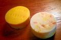 オレンジとフェンネルのお月さま石鹸☆(Ver.3)