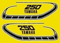 1976YAMAHA YZ250/YZ400タンクデカールセット