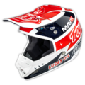 TROY LEE SE3 Team Carbon White CF