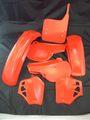 1983 Honda CR 250 Plastic Kit Red