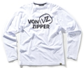 VONZIPPER コットンL/S TEE 050