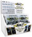 BOLT JAPANESE TRACK PACK54piece