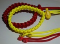 Paracord Marker Yellow/red 各2本