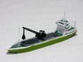《商船/客船》内航貨物船「ガット船」1/700《予約》