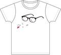 DOTAMA メガネTシャツ(XL)