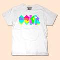 ササクレフェスTシャツ(白/XL)