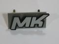 MK MOTORSPORT フロントエンブレム