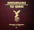 "AGGROKNUCKLE x THE HAWKS ""Divergence in Memorium"" CD"