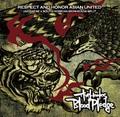 THE HAWKS x BLOOD PLEDGE Split CD