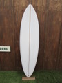 "06'04"" DEEPEST RAECHES RED KEEL MODEL"